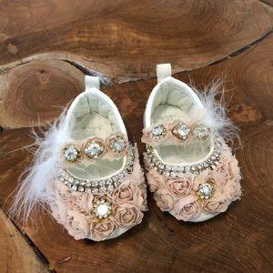 Custom Baby Shoes!